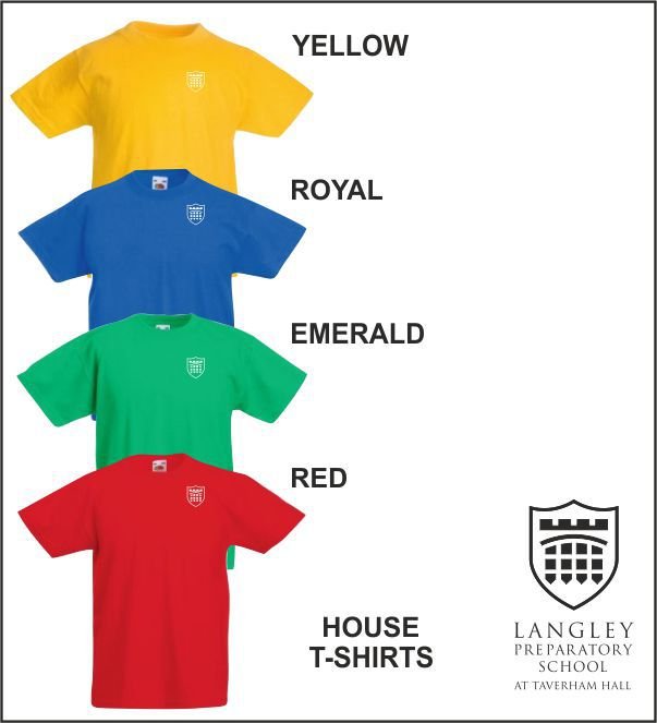 Langley Prep House T Shirts