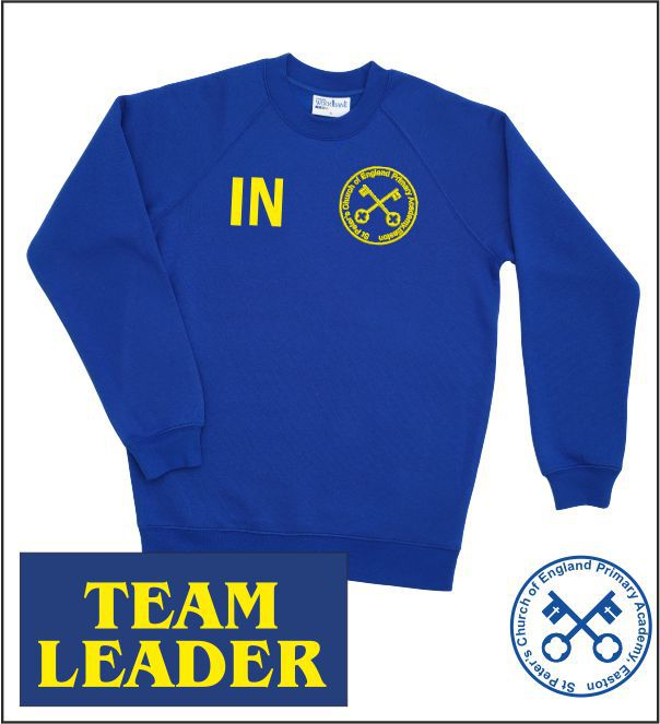 Team Leader Sweatshirt