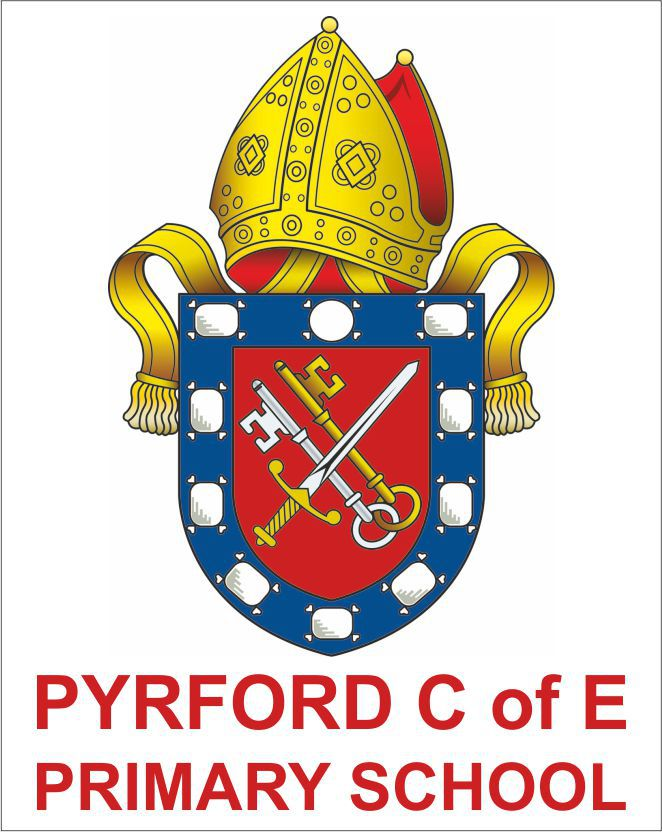 Pyrford Primary School Logo