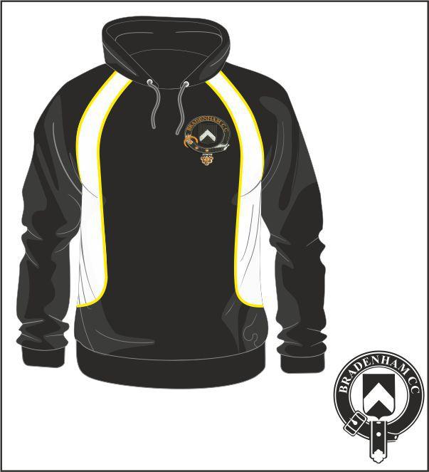 Bradenham C C Club Hoody