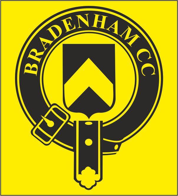 Bradenham C C Crest
