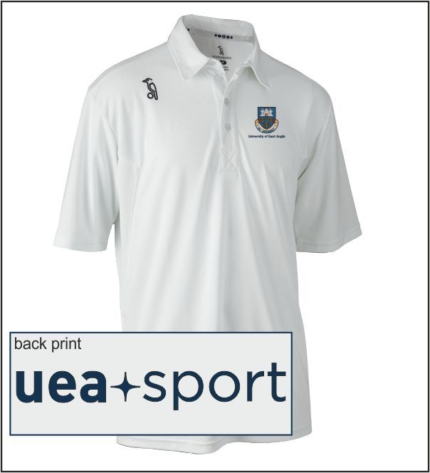 Uea Cricket Shirt