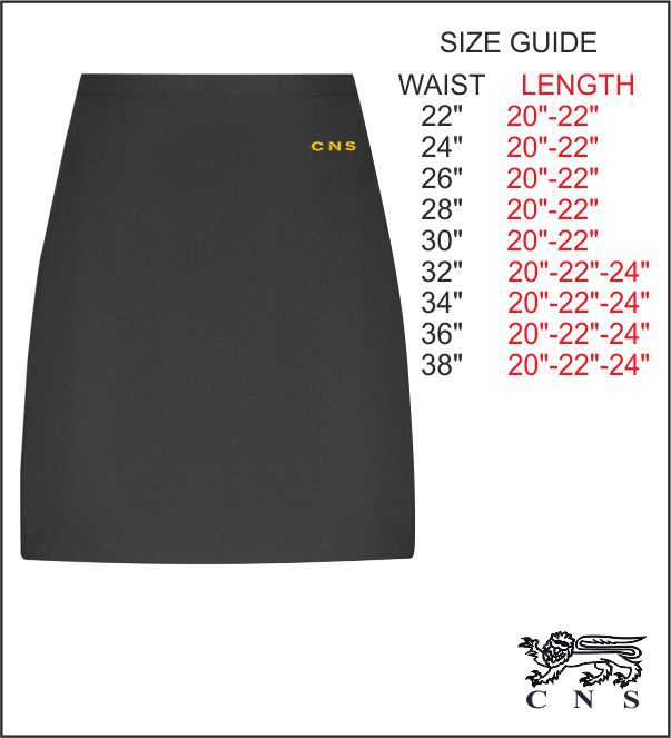 Cns Straight Skirt