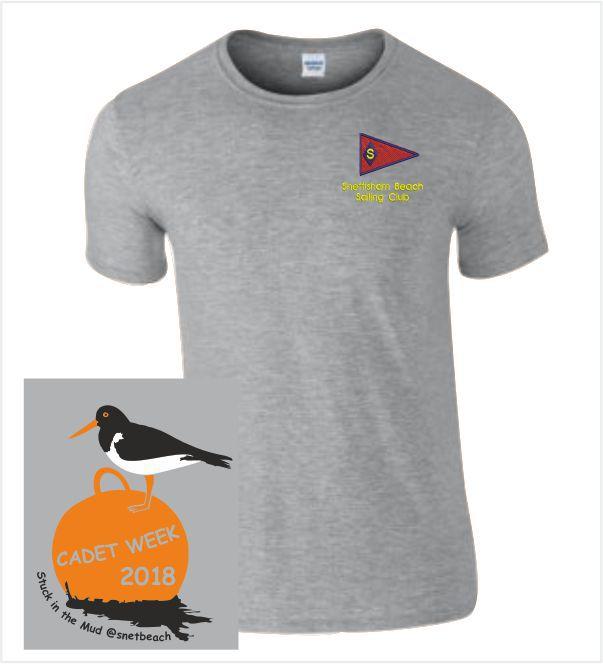 Cadet 2018 T Shirt