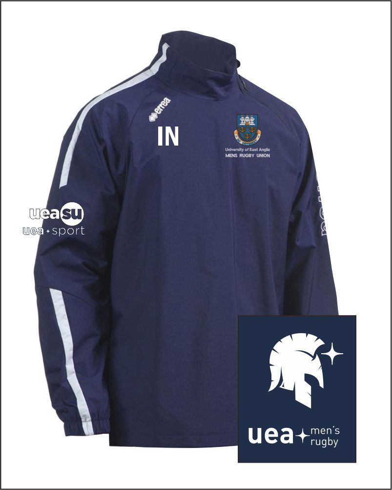 Rugby Edmonton Training Jacket