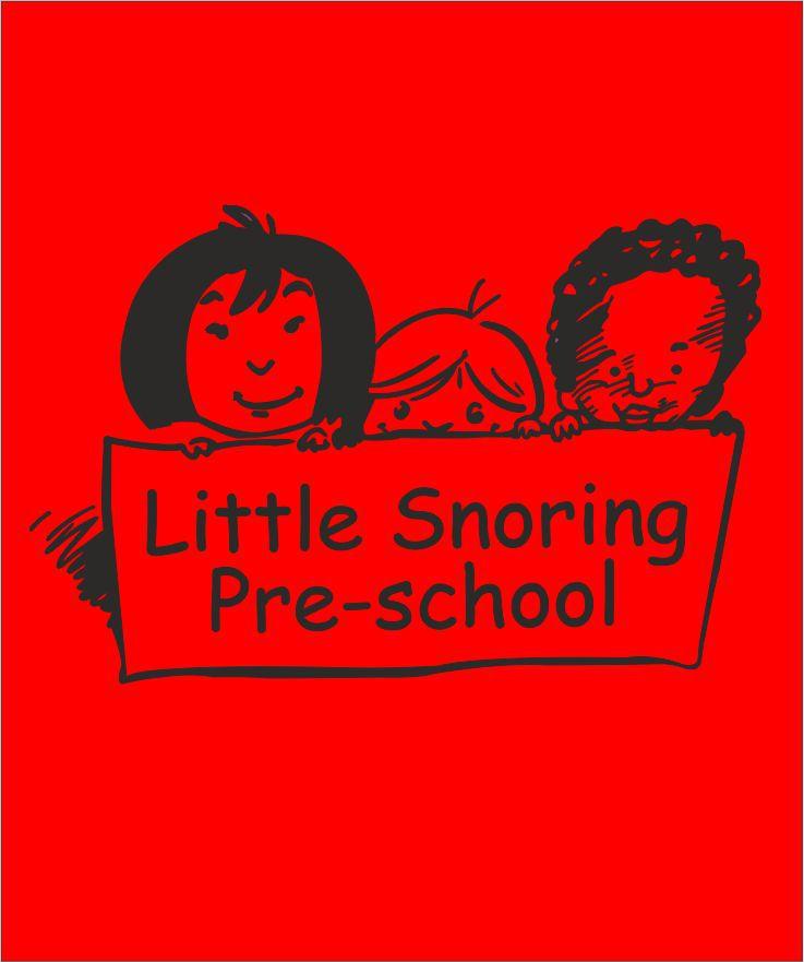 Little Snoring Pre School Logo