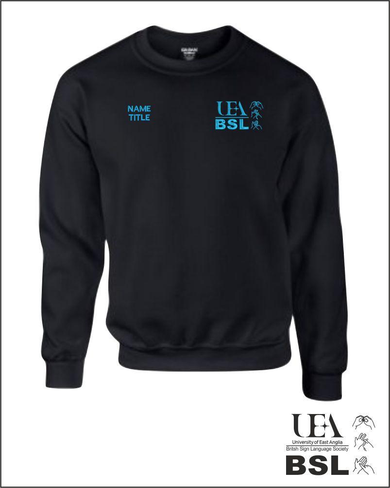 Bsl Sweatshirt Front