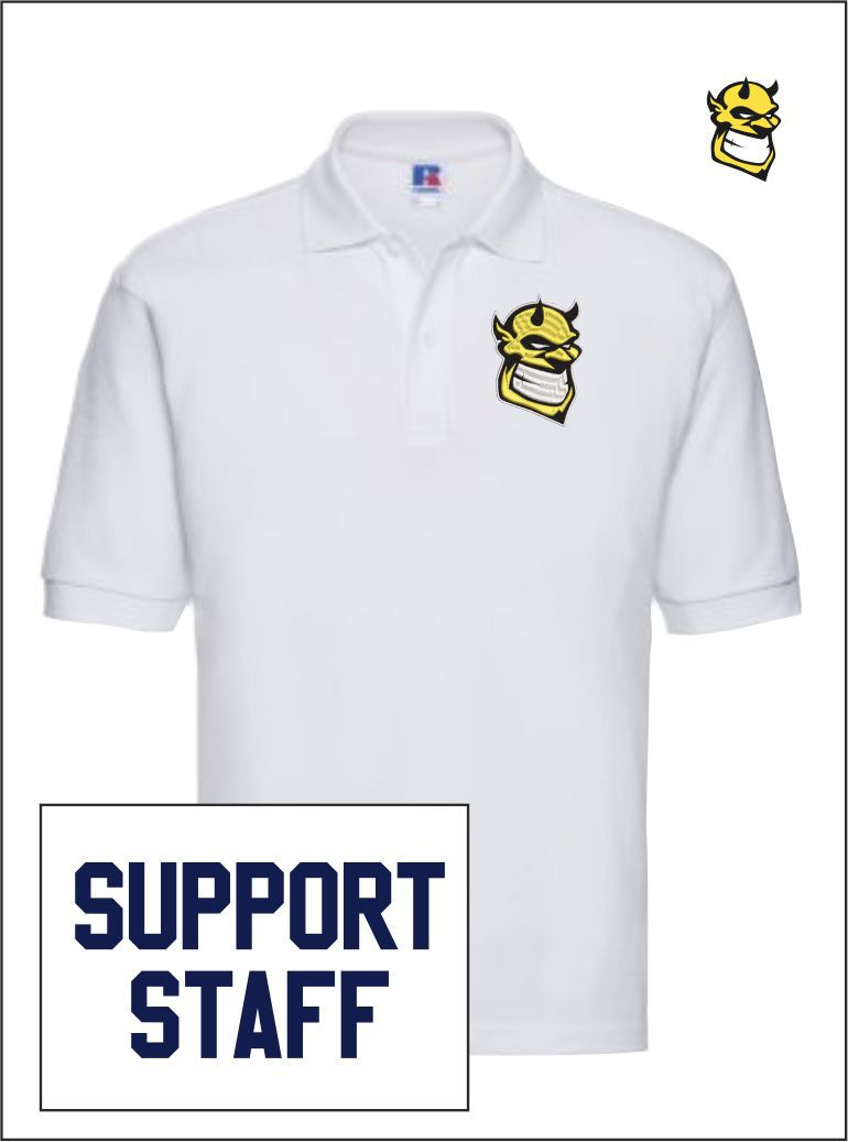 Support Staff Polo