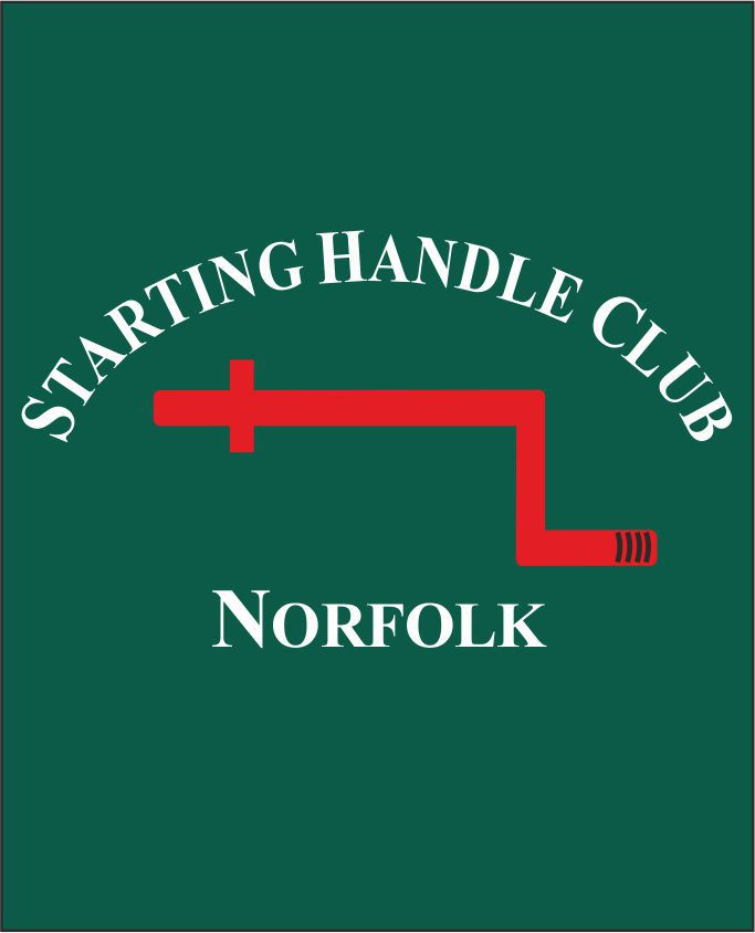 Starting Handle Club Norfolk Logo