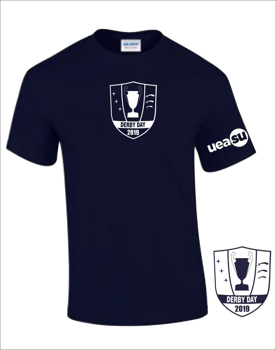 Derby Day T Shirt Front
