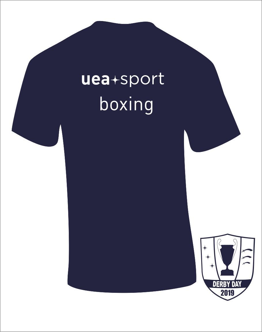 Derby Day T Shirt Back Your Sport