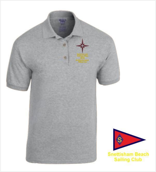 Supernova Champs Grey Polo
