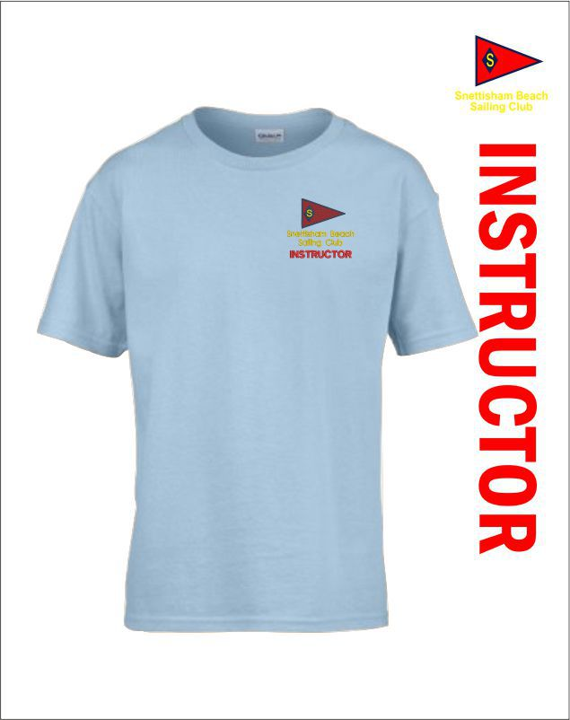 Instructor 2019 Tee Front