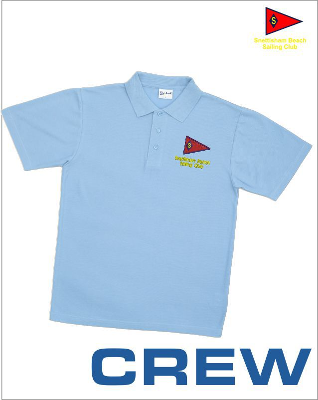 Polo Shirt Crew Front