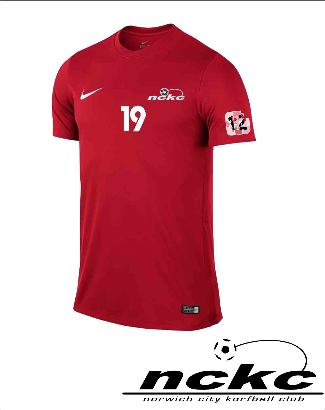 Player Shirt Front