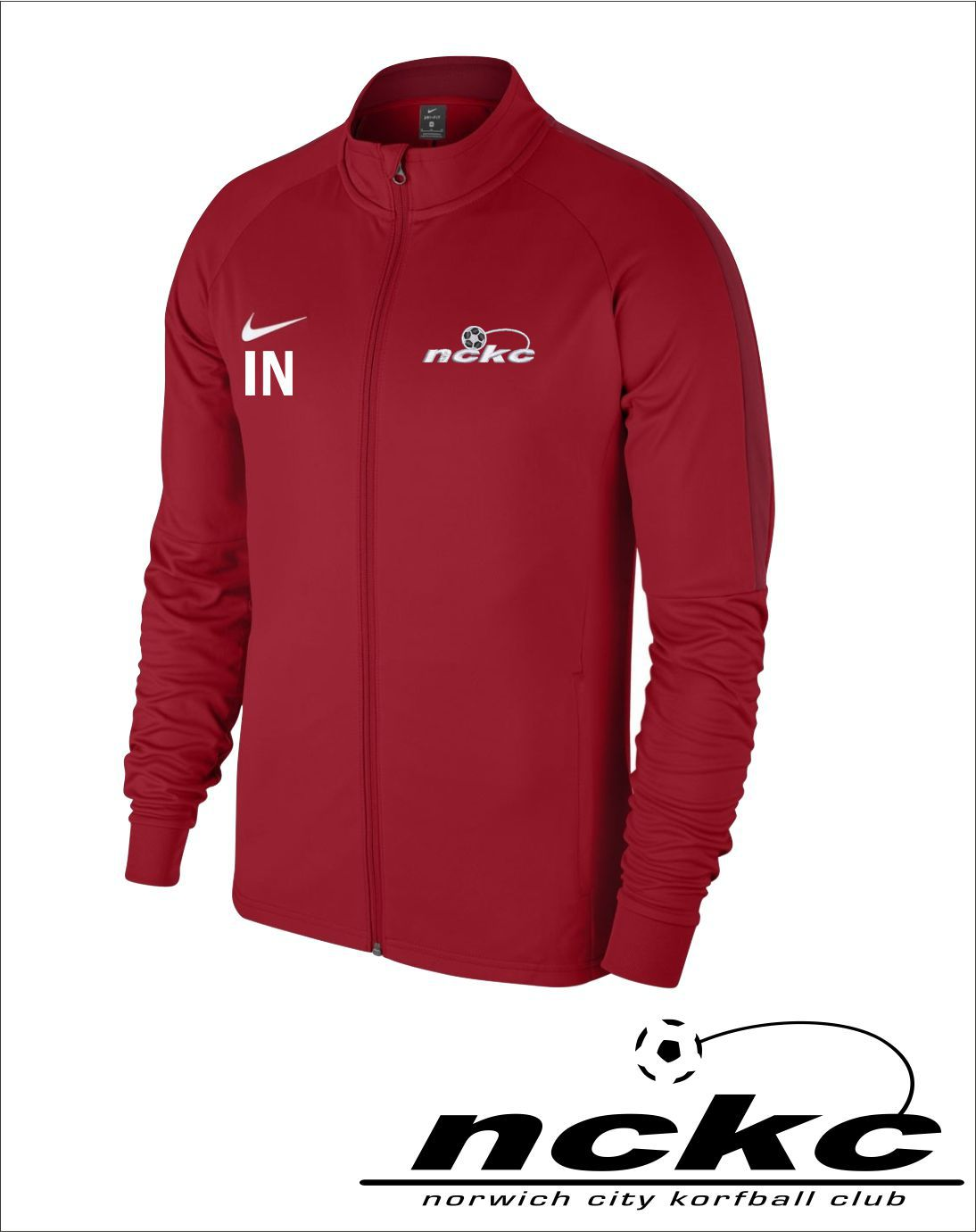 Track Top Front