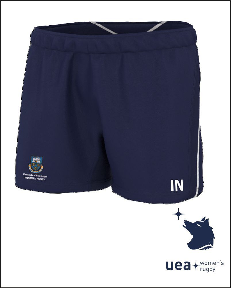 2019 Rugby Shorts Womens