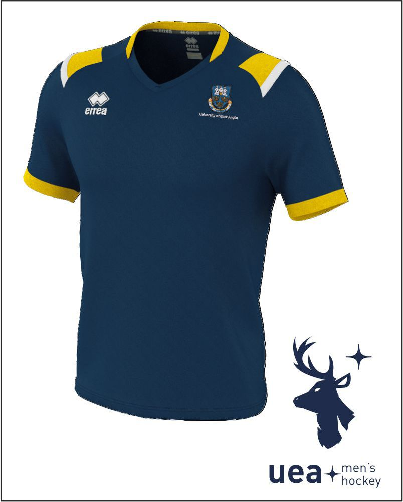 2019 Mens Hockey Home Shirt Front