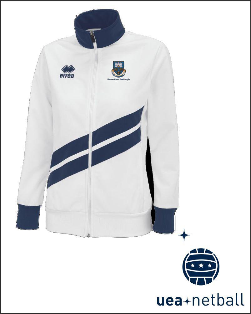 Netball Umpire Jacket Front