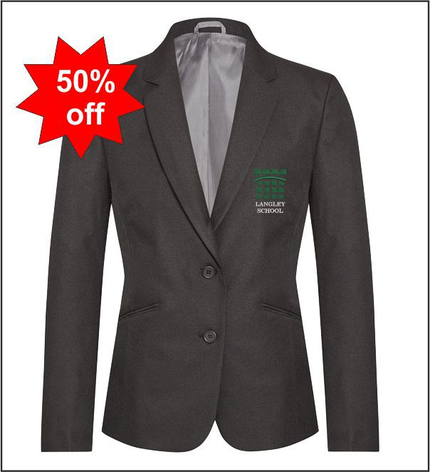 50 Off Girls Blazer