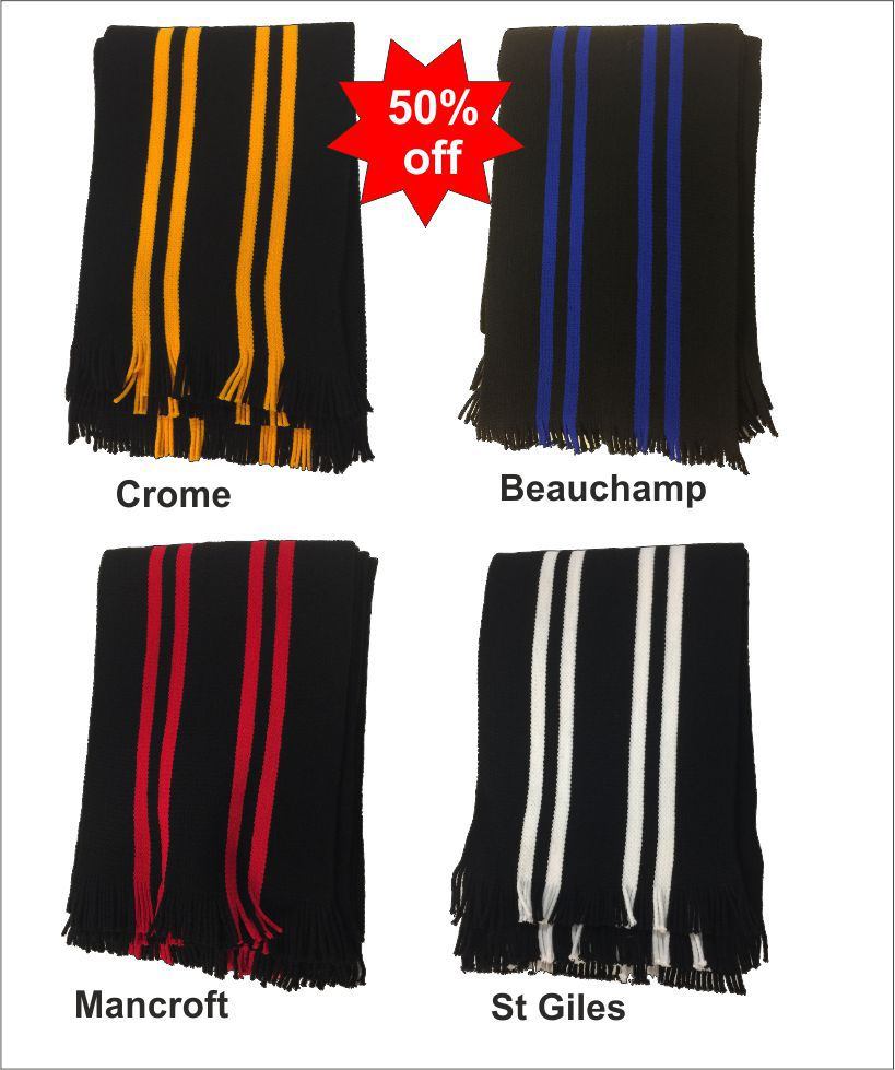 50 Off House Scarf