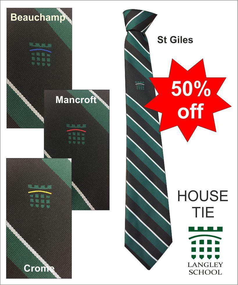 50 Off House Tie