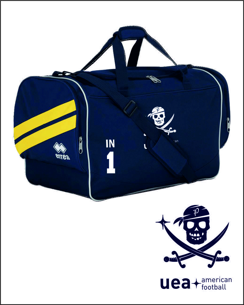 Uea American Football 2019 Players Bag