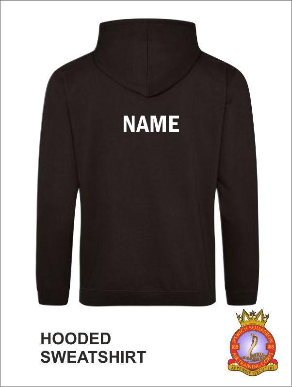 Cadet Hoody Back