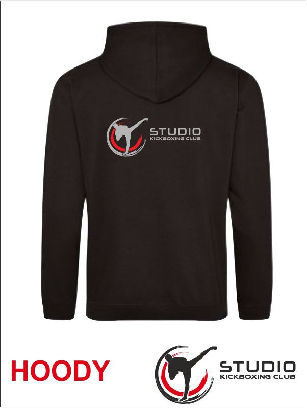 Hoody Studio Black Back