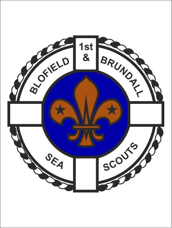 Blofield Brundall Sea Scouts Logo