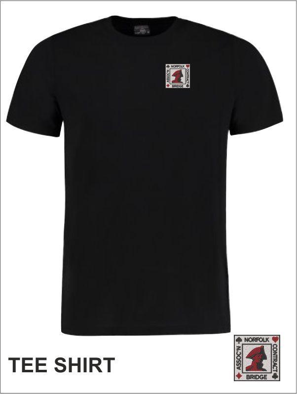 Mens T Shirt Black