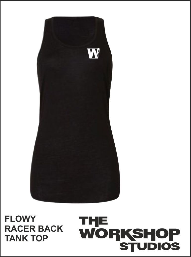 Fowy Racer Back Tank Top Front