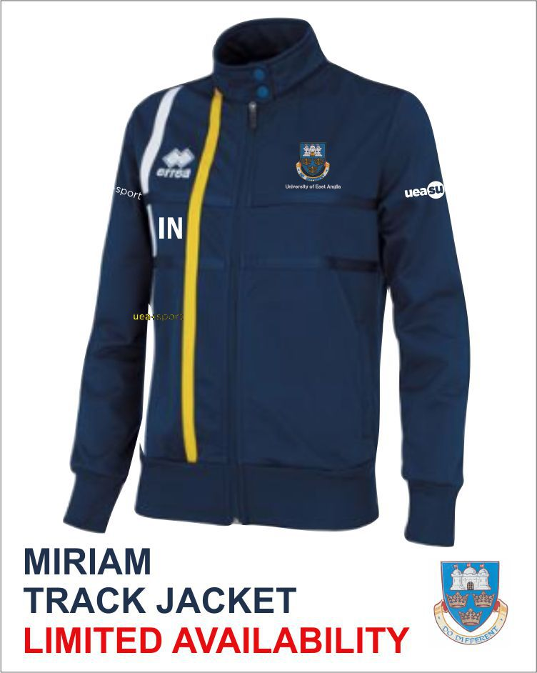 Miriam Track Jacket Front