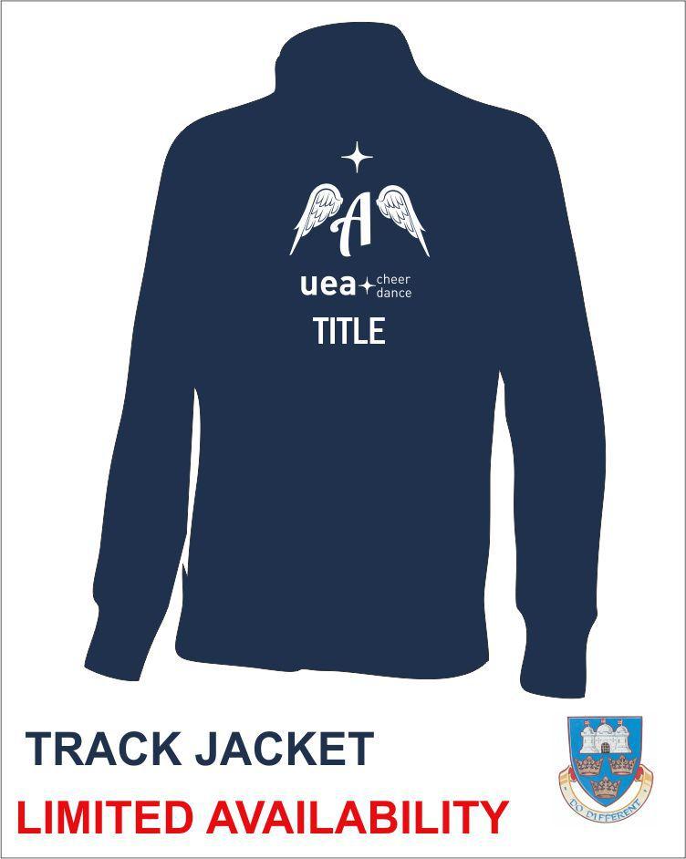 Jacket Back Print W