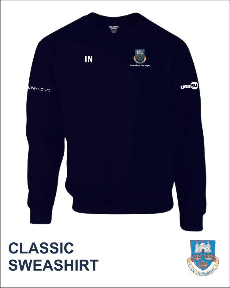 Classic Sweatshirt Front