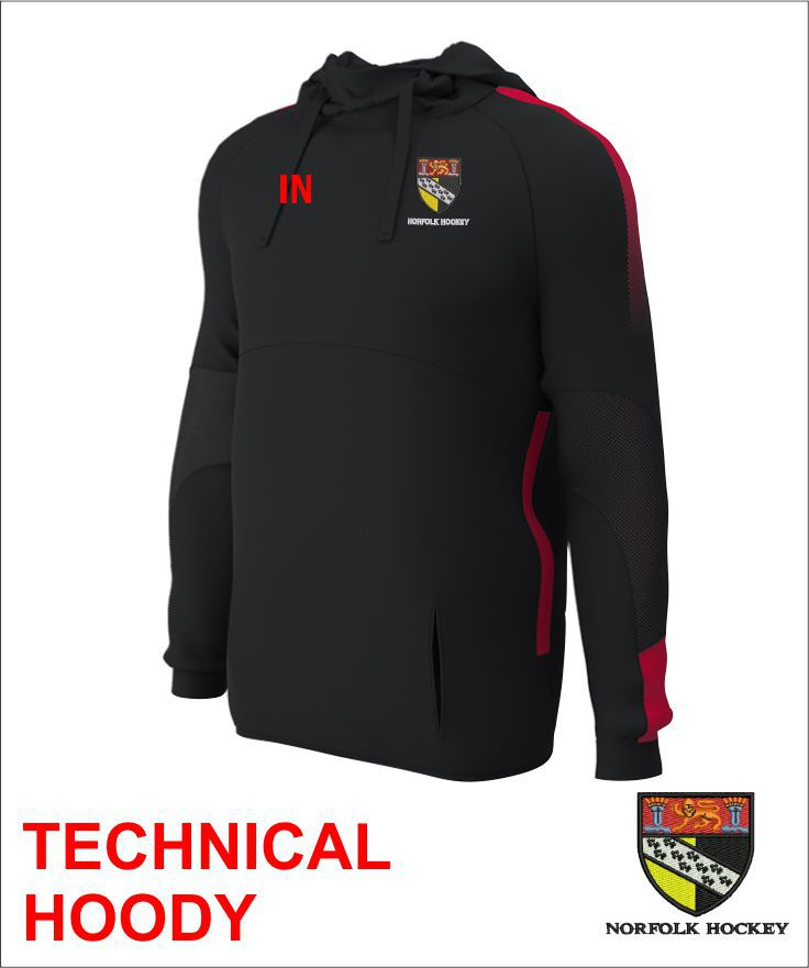 Technical Hoody Front