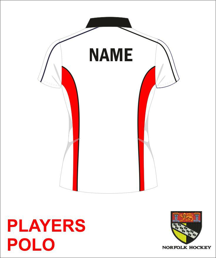 Players Polo Back