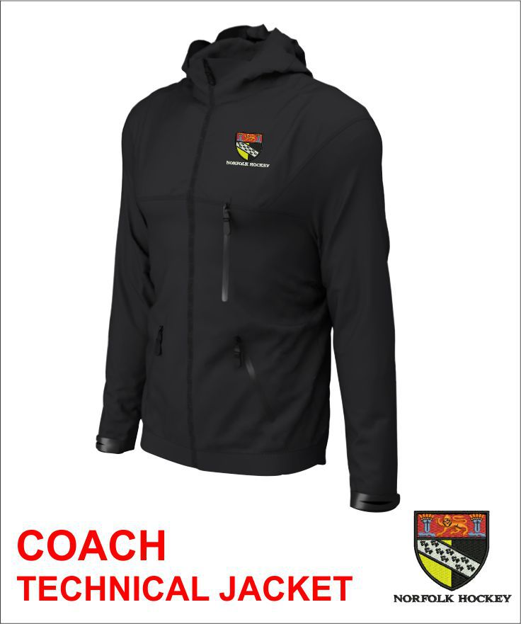 Technical Jacket Coach Front