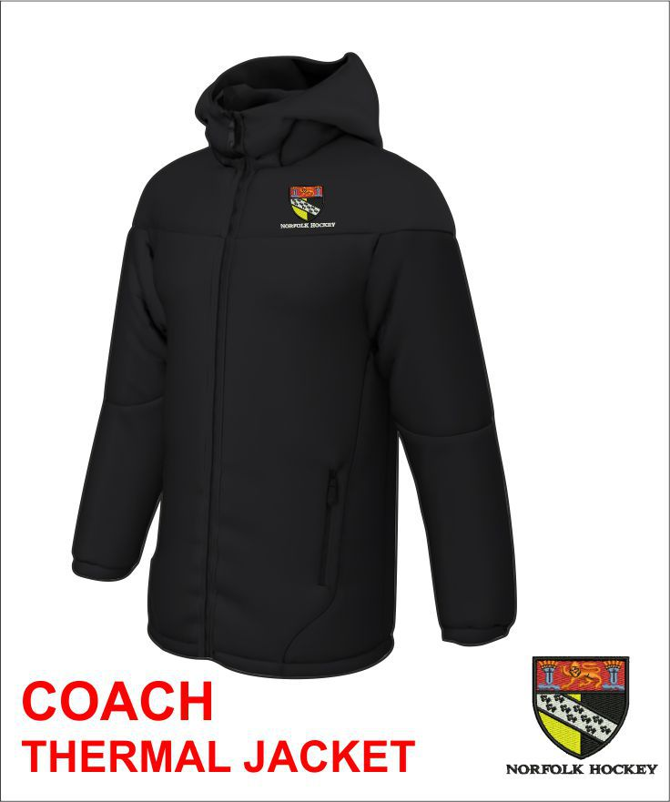 Thermal Jacket Coach Front