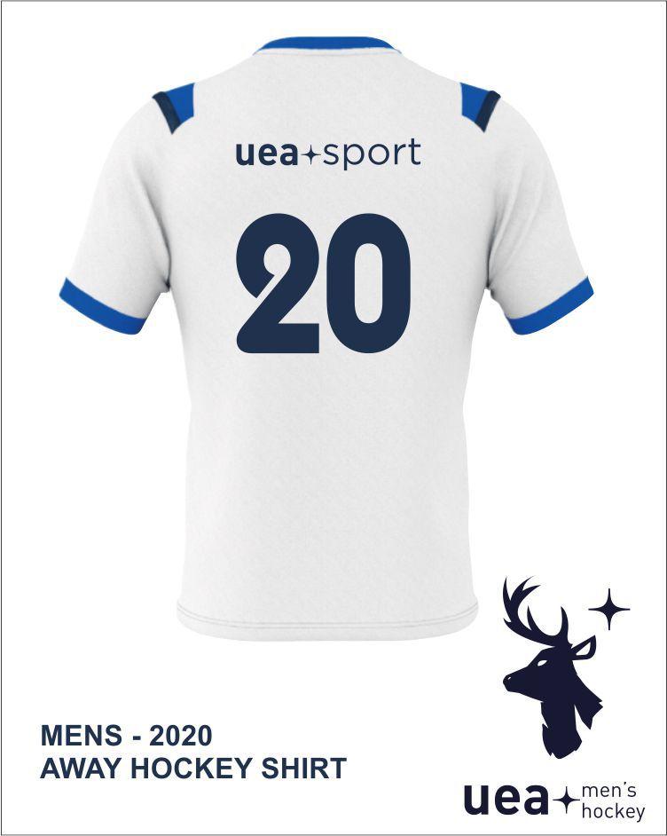 Mens Away 2020 Hockey Shirt Back