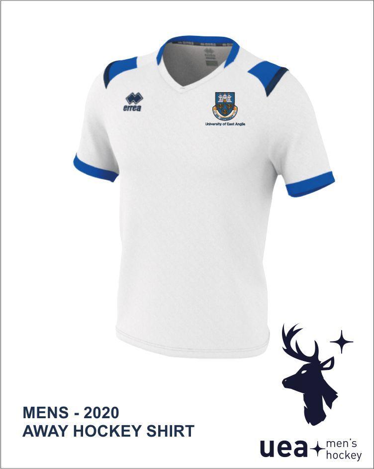 Mens Away 2020 Hockey Shirt