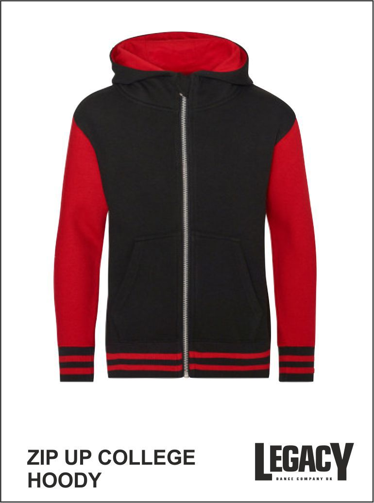 Legacy Hoody Front