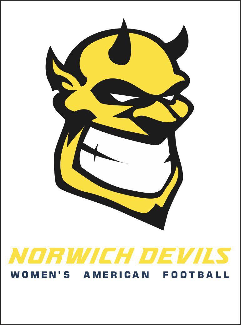 Norwich Devils Womens Logo