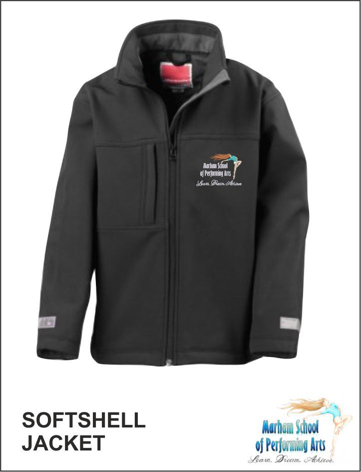 Softshell Front