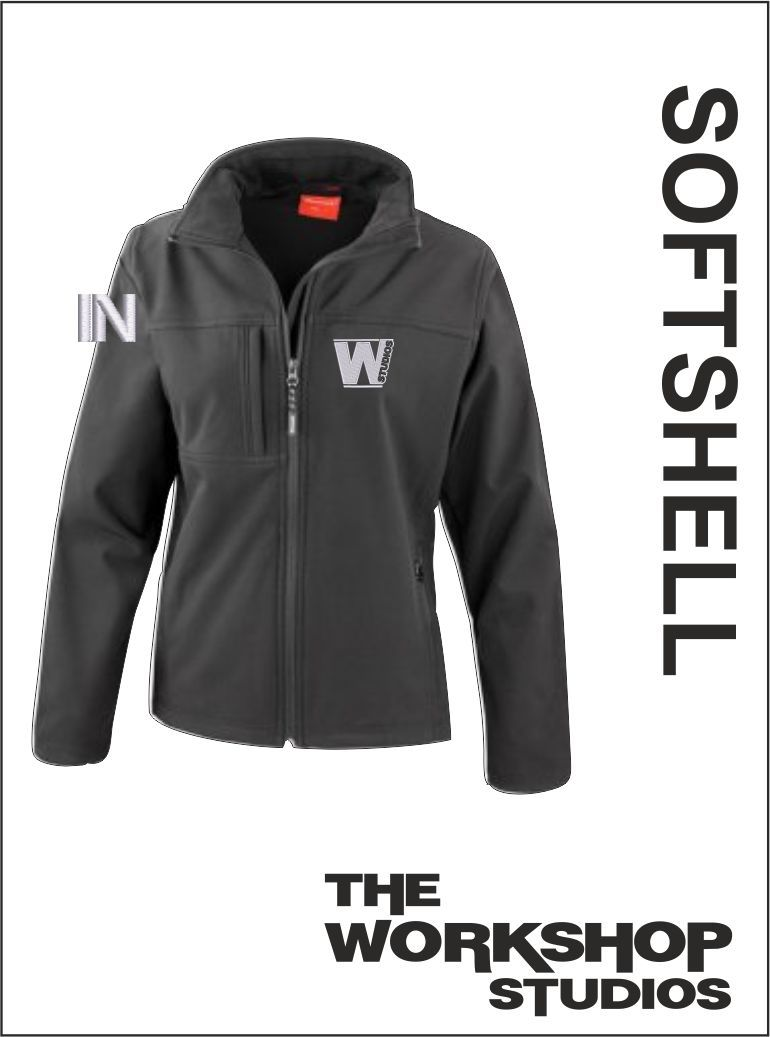 Softshell Ladies Front