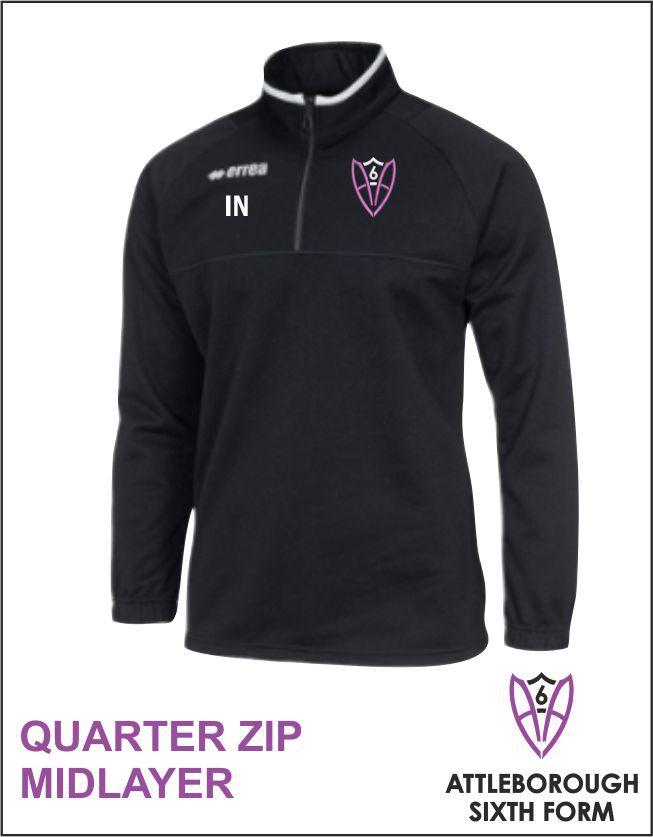 Quarter Zip Midlayer