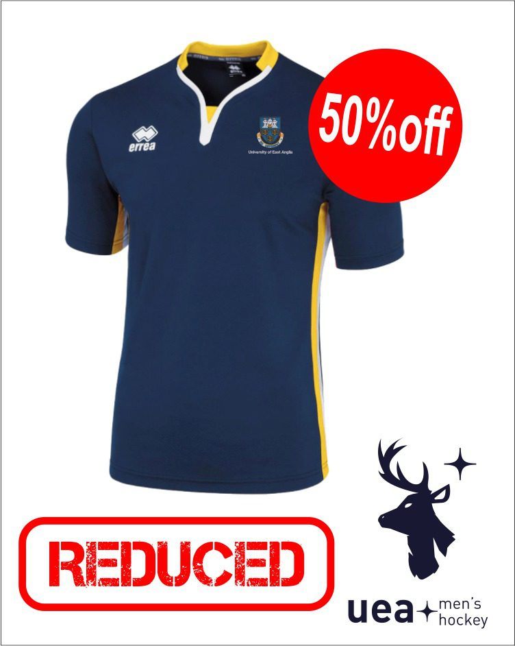 UEA HOCKEY Home Shirt Reduced