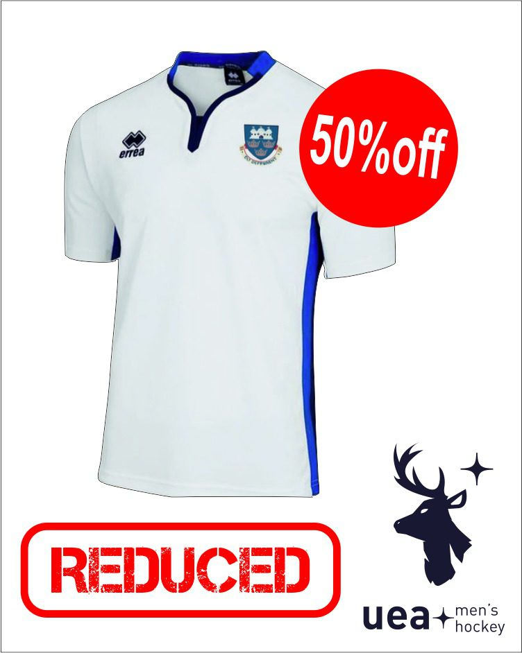UEA HOCKEY Away Shirt Reduced