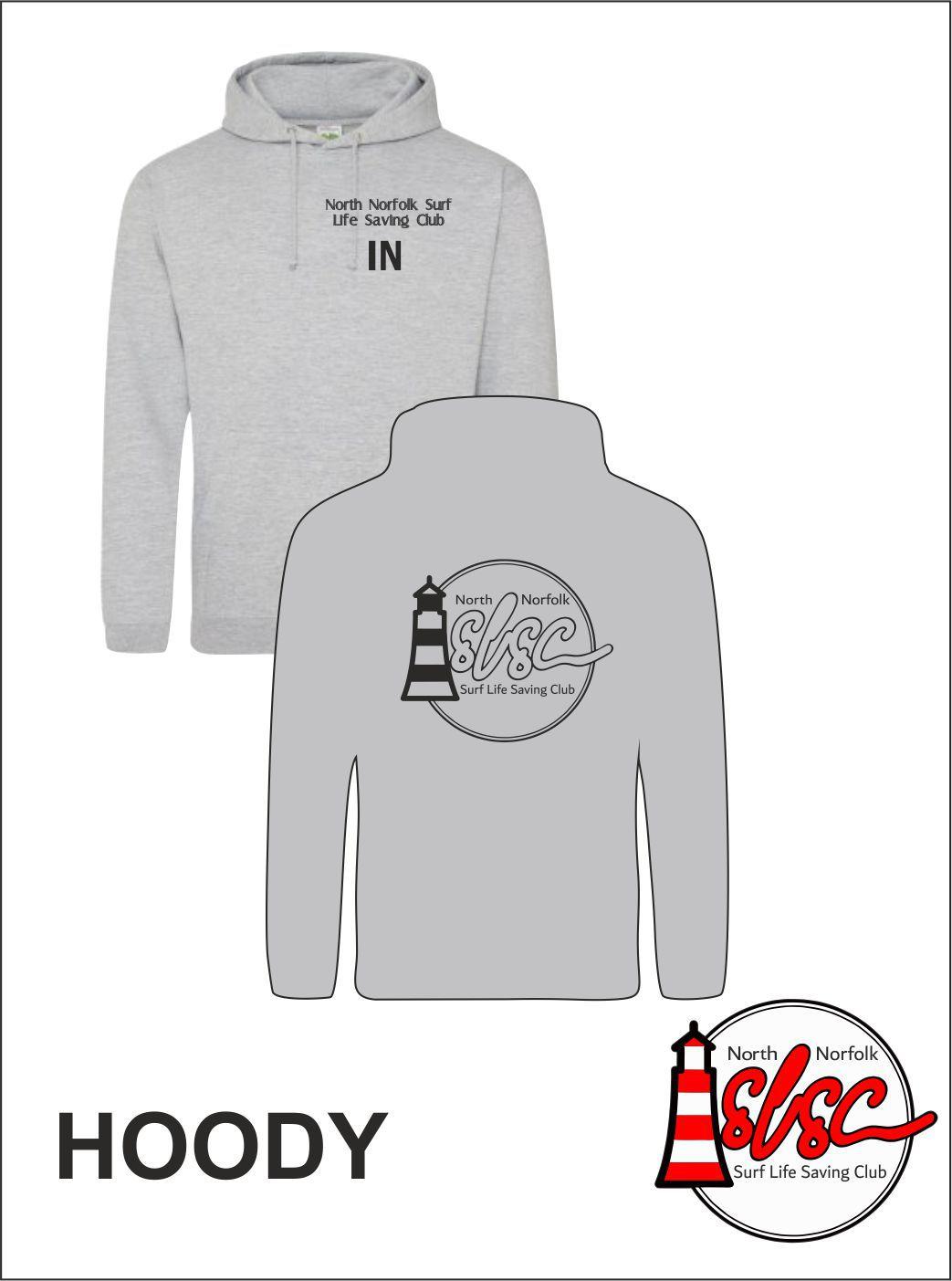Hoody Grey