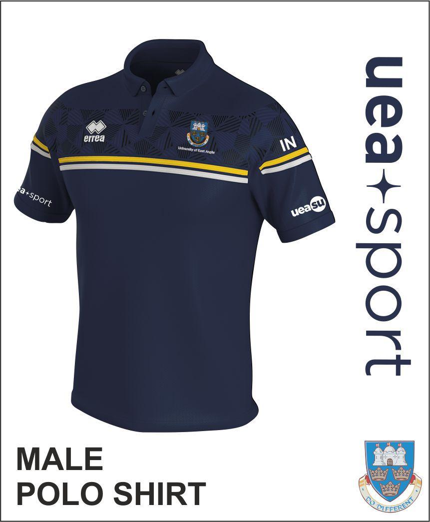 Male Polo Errea